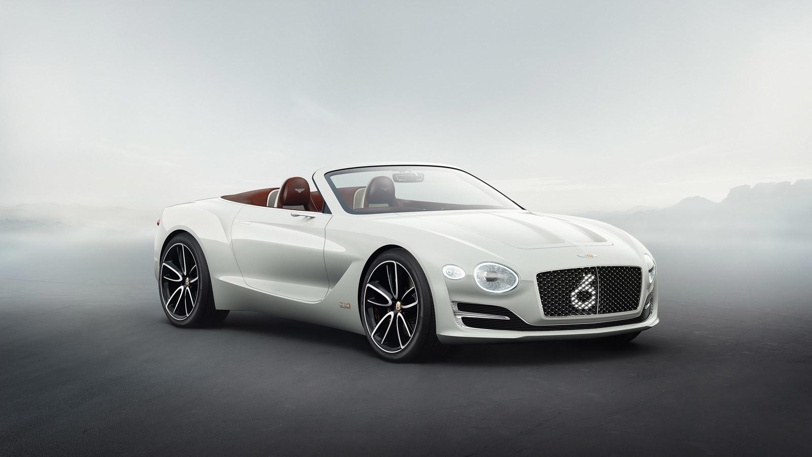 Foto de Bentley EXP 12 Speed 6e concept (1/11)