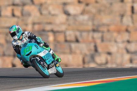 Enea Bastianini Moto3 Motogp Aragon 2018