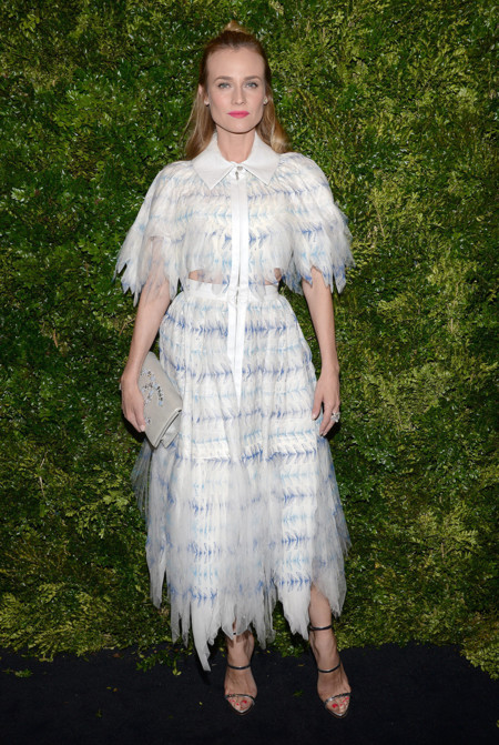 Museum Of Modern Arts Gala Cate Blanchett Diane Kruger 2015 Chanel 3
