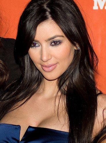 A Kim Kardashian no le hables de crisis el día de su boda que se pone violenta