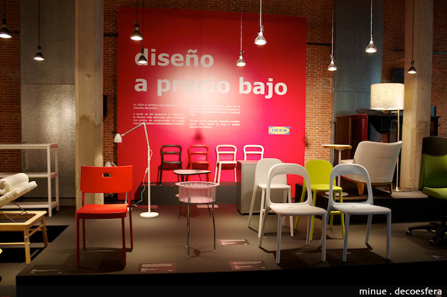 Foto de Ikea celebra sus 15 años en España con una exposición sobre diseño democrático (12/14)