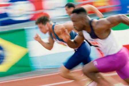 corredores sprinter