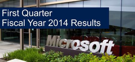 Microsoft mantiene buenas cifras en los primeros resultados financieros tras su reestructuración