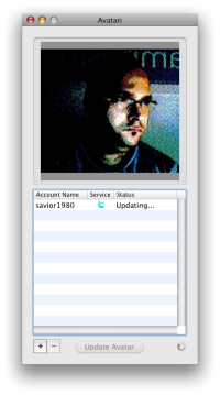 Avatari, para cambiar fácilmente tu avatar en Mac OS X