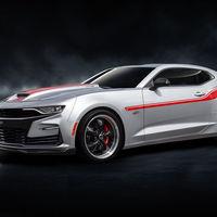 El Camaro Yenko/SC 2019 estrena kit de potencia y se va hasta los 1,014 hp.
