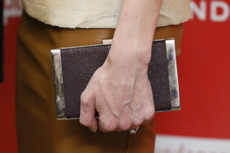 Kate Bosworth clutch