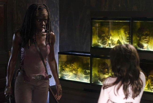Michonne y Penny