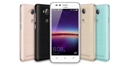 Huawei renueva su gama baja con los Y3 II e Y5 II