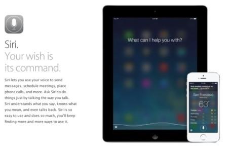 Siri dejará de estar en fase beta con la llegada de iOS 7