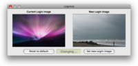 Cambiando la imagen de login de Mac OS X