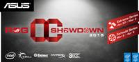 Da inicio competencia de overclocking ASUS ROG OC Showdown