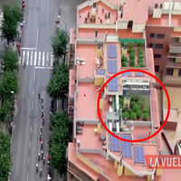 Ten cuidado con la marihuana que plantas en la azotea: podría descubrirla el helicóptero de la Vuelta