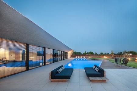 Casa unifamiliar con piscina en Huesca