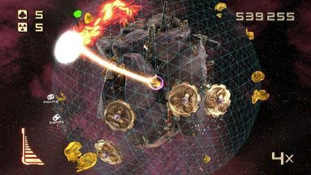 Super Stardust Ultra estará disponible en PS4 este 11 de febrero