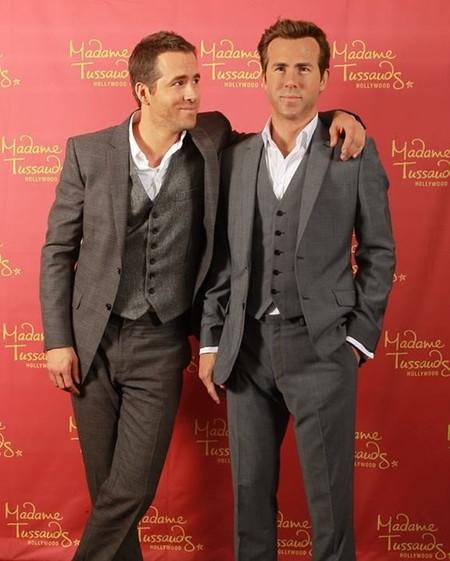 """Que Ryan Reynolds cumpla años y se nos quede """"petrificado"""", todo uno"""