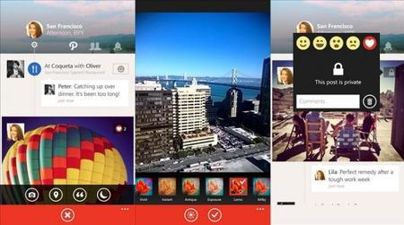 Llega la aplicación (casi) oficial de Path a Windows Phone 8