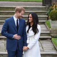 Y este ha sido el look que ha elegido Meghan Markle para el anuncio de su compromiso con el príncipe Harry