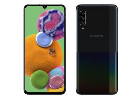 Diseno Galaxy A90 5g