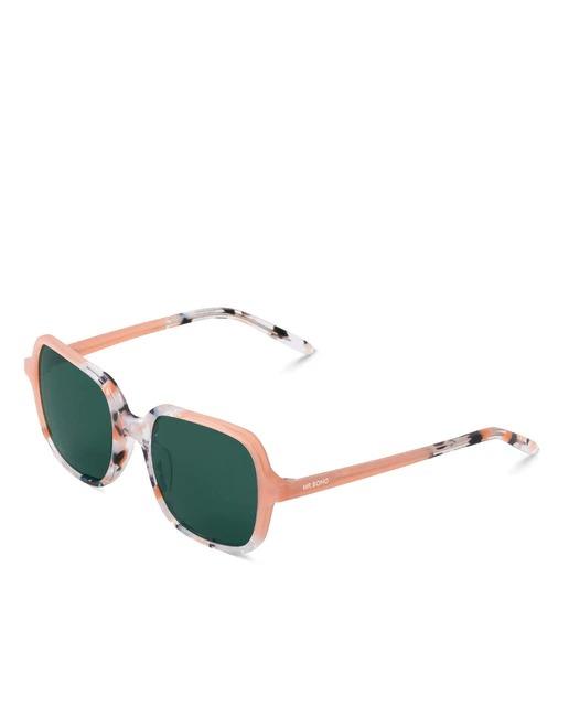 Gafas de sol unisex Mr. Boho cuadradas de acetato bicolor