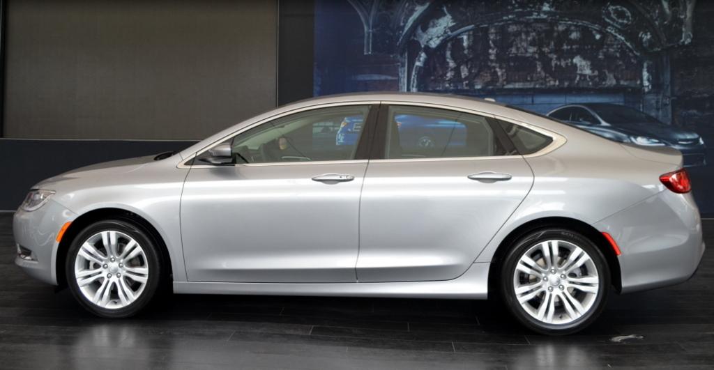 Chrysler 200 2015 En M 233 Xico 7 11