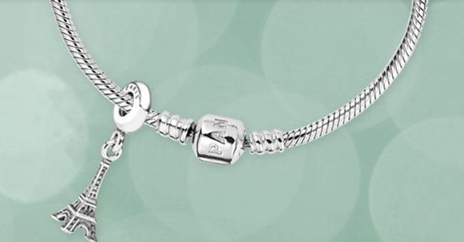 Charms Pandora De Ny