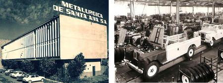 Metalurgia Santa Ana