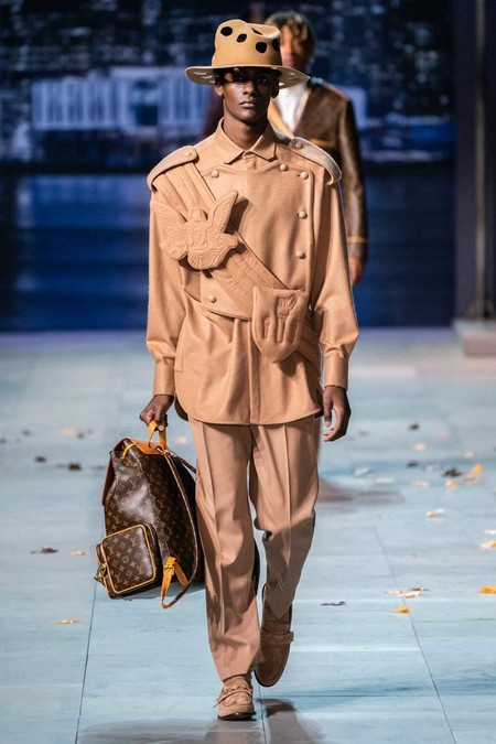 Louis Vuitton Fall Winter 2019 Paris Fashion Week 037
