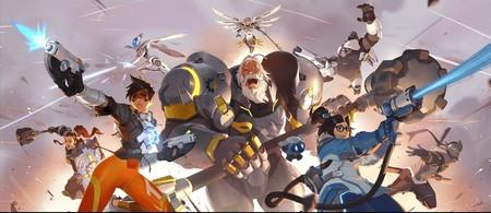 Estas ilustraciones de la tienda de Blizzard dan pistas del futuro de Overwatch y la próxima expansión de World of Warcraft