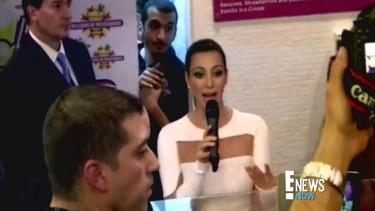 Kim Kardashian, la reina de los batidos, la lía en Oriente Medio