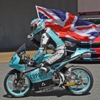 No sin drama, Danny Kent se proclama campeón del mundo de Moto3