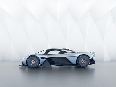 El Aston Martin Valkyrie ya está listo... casi