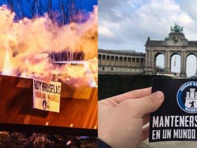 ¿Quiénes son Hogar Social Madrid, los que han atacado la mezquita de Madrid, y qué han logrado hasta ahora?