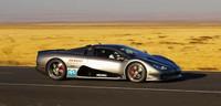 SSC Ultimate Aero, el coche más rápido del mundo