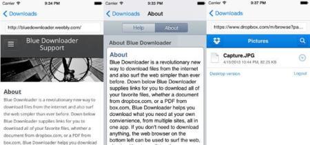 Apple aprueba un cliente de BitTorrent que sólo deja descargar desde dónde él quiere