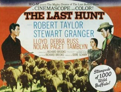 Western: 'La última cacería' de Richard Brooks
