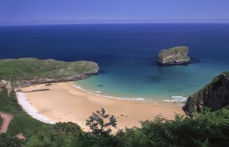 Playa Ballota Asturias