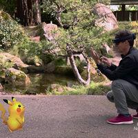 'Pokémon GO' salta al mundo real gracias a unas HoloLens en esta curiosa demo de Microsoft y Niantic