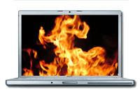 Macbooks Pro para hacer huevos fritos