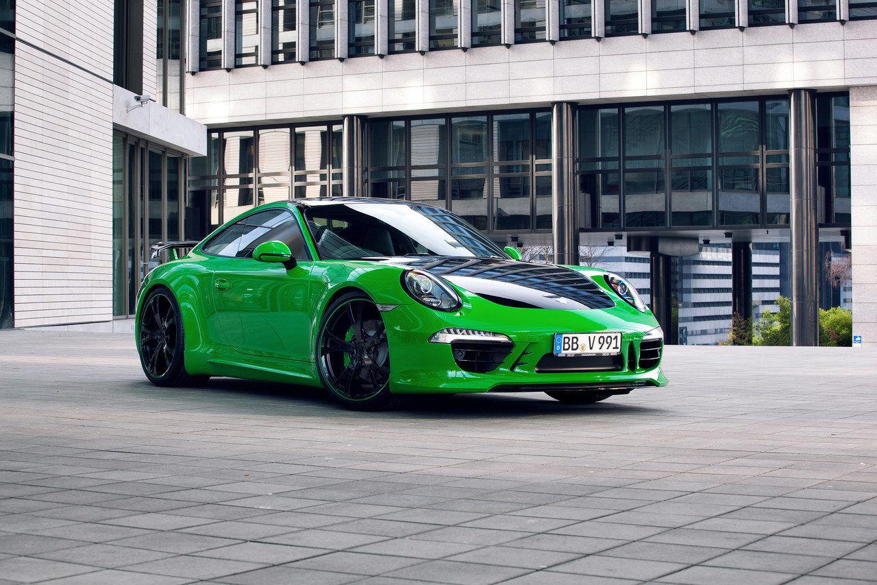 Foto de Porsche 911 Carrera 4S por TechArt (29/32)