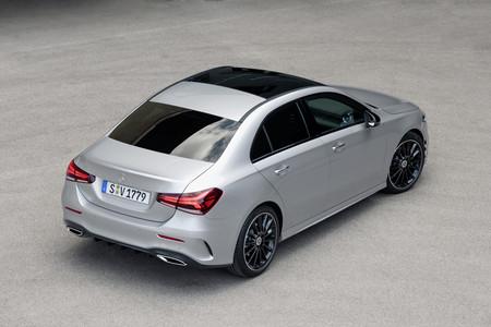 Mercedes-Benz Clase A Sedán