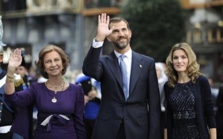 La Princesa Letizia en los Premios Príncipes de Asturias VI
