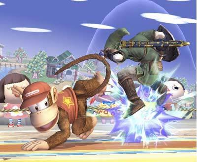 Otro más que se retrasa: 'Super Smash Bros. Brawl' para Wii