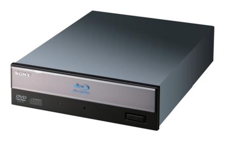 Blu-Ray Sony en el ordenador por menos de 200 euros [CES 2008]