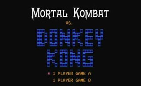 'Mortal Kombat' vs. 'Donkey Kong'