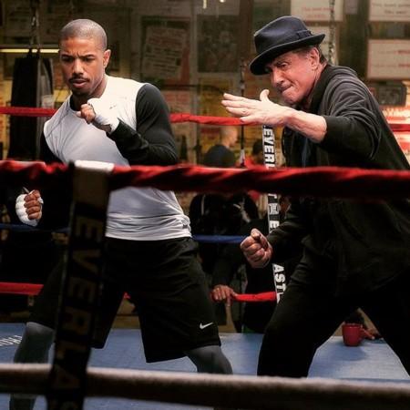 Primera foto oficial de Creed