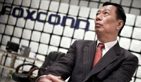 El jefe de Foxconn asegura que el nuevo iPhone dejará en mal lugar al Samsung Galaxy SIII