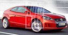 """Volkswagen """"Iroc"""", el precursor del Scirocco, en menos de un mes"""