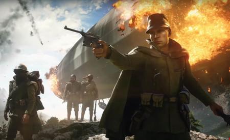 El tráiler de lanzamiento de Battlefield 1 es toda una oda a la destrucción