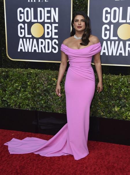 Priyanka Chopra globos de oro 2020