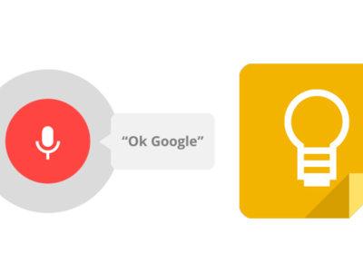 """""""Ok, Google"""" permite agregar elementos por voz a listas de Keep"""
